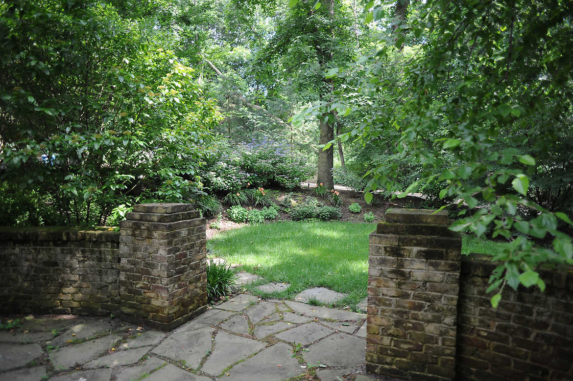 Residential build maintain unity landscape design build for Landscape design build