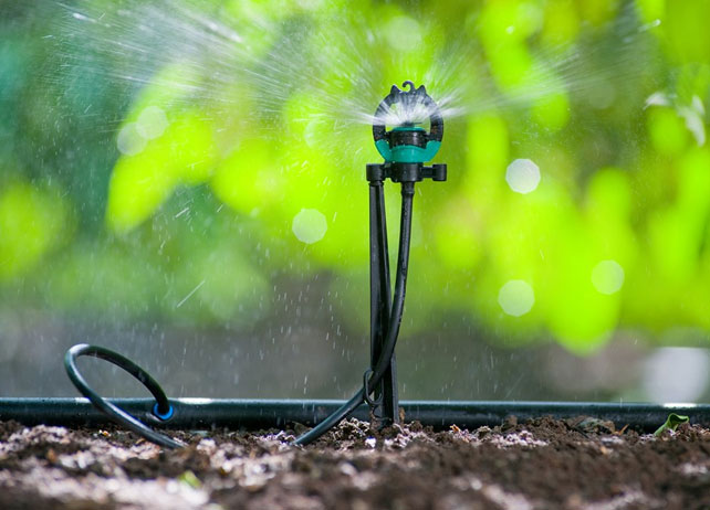 Irrigation &#8211; Drip and Turf<br />&nbsp;