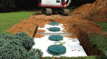 Nitrogen Removal Septic Systems