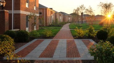 Sidewalks, Retaining Walls, Pervious Paving