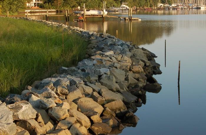 Sassafras River Embankment